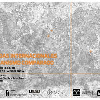 Jornadas Internacionales de Urbanismo Comparado