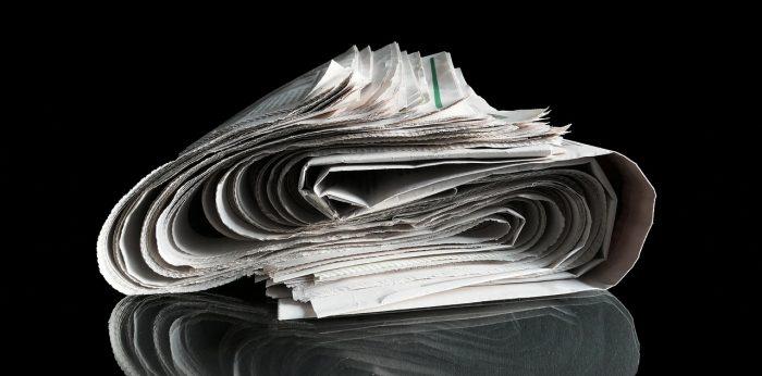 clip de prensa