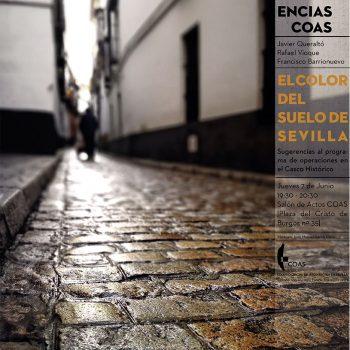 El color del suelo de Sevilla