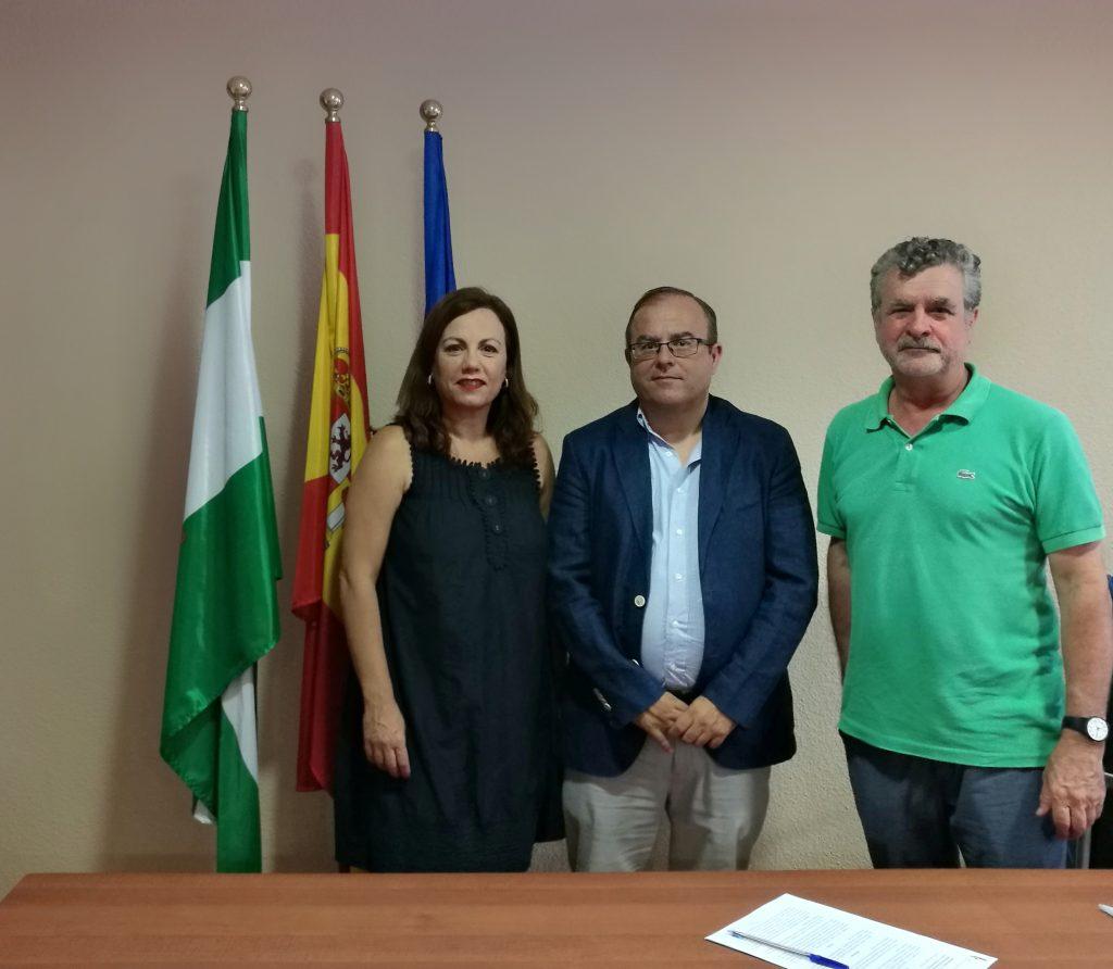 Firma de convenio COAS-COSITAL