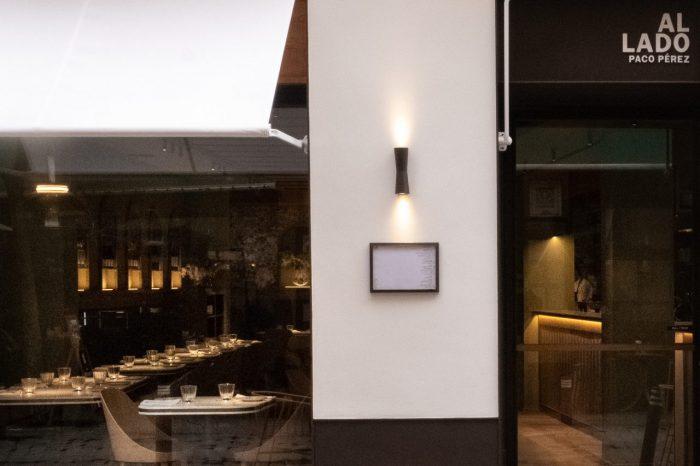 Proyecto interiorismo restaurante Al Lado Sevilla