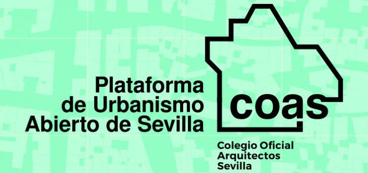 El COAS presenta la Plataforma Digital de Urbanismo Abierto de la Provincia de Sevilla