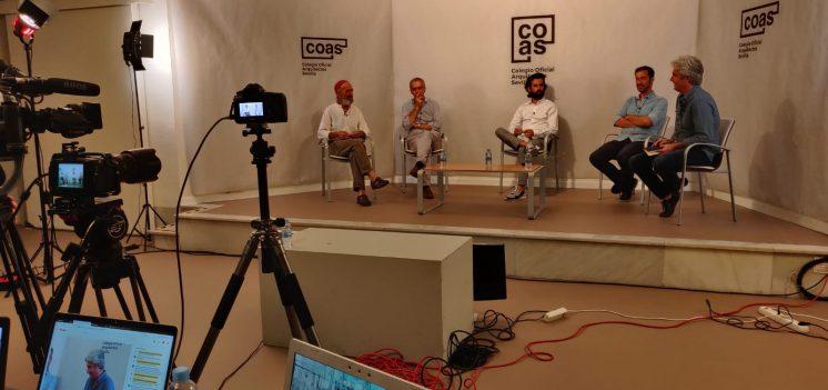 La XIX Semana de la Arquitectura 2020: Sevilla Reencontrada, en imágenes